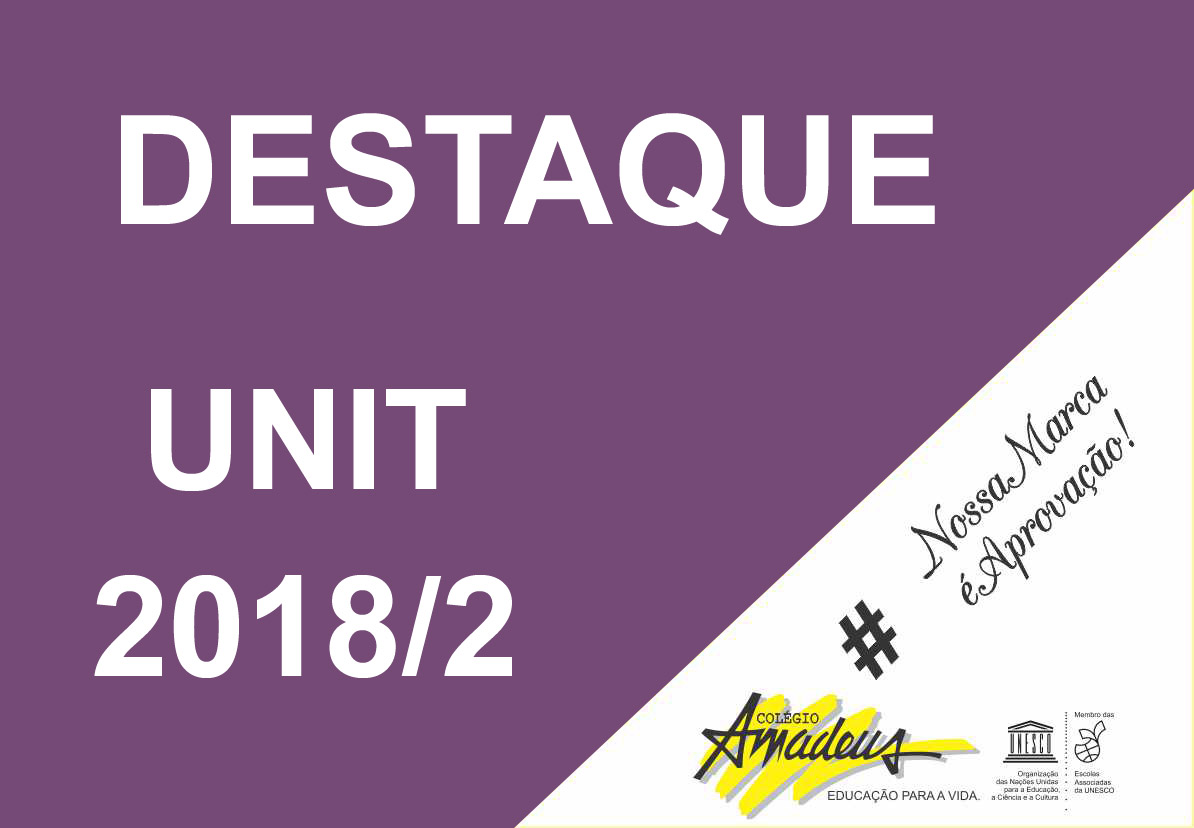 Destaque Unit 2018/2