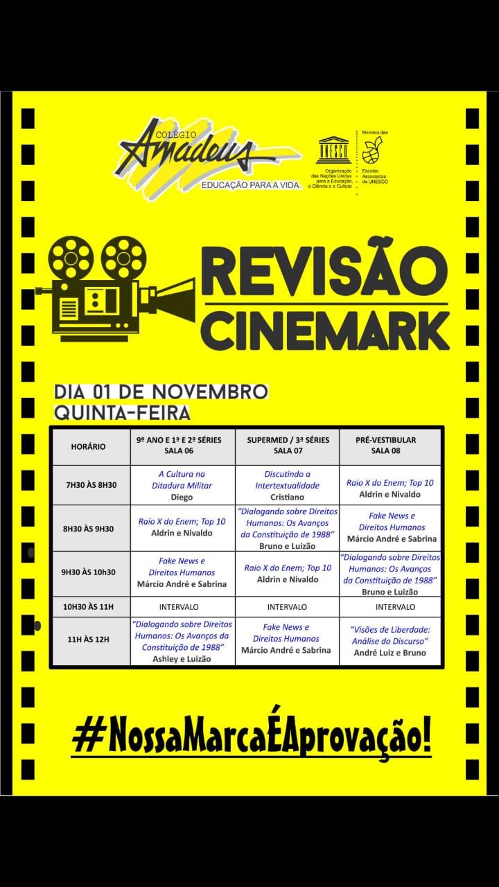 REVISÃO CINEMARK